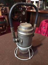 "Vintage GENESY Electric Lantern Railroad Lamp Train Light  ""Watch Video"""