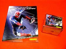 SPIDER-MAN far from home-sticker album e 5 Booster Bustina Edizione Tedesca
