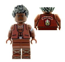 Custom Designed Minifigure Cochise (Warriors) Printed on LEGO Parts