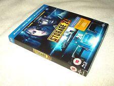 Blu Ray Movie Storage 24 with card slipcover