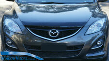 Premium Quality Bonnet Protector - Tinted Glass - for Mazda 6 2nd gen 2007-2012