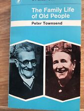 The Family life of old people:an Inquiry in East London.Peter Townsend.Pelican.