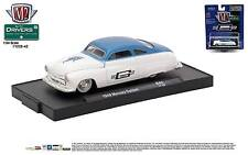 1:64 M2 Machines DRIVERS R42 = MR GASKEY 1949 Mercury Custom *NIP*