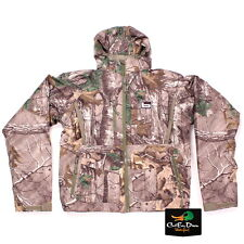 BANDED GEAR WHITE RIVER WADER JACKET 3-N-1 HUNTING COAT XTRA CAMO SMALL