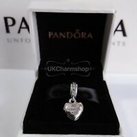 New Genuine Pandora My Beautiful Wife Pendant Charm With Gift Pouch S925 ALE