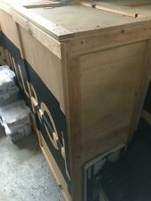 Large Wooden Shipping Crates x 11