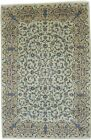 Hand Knotted Classic Design 8X12 Large Sage Green Oriental Rug Home Décor Carpet