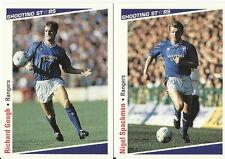 15 x RANGERS SHOOTING STARS Cards by MERLIN Publishing Ltd 1991/2 FOOTBALL CARDS