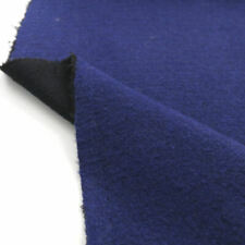 2,5m zweifarbiger Designer Winter JERSEY dicker Woll-Stoff weich Rock Jacke