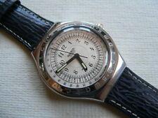 1995 Swiss Swatch Watch Irony  Nespos YGS102L New