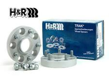 H&R 25mm Per Side Hubcentric Wheel Spacers Mazda MX-5 NA NB 4x100 54.1