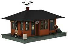 discontinued Lionel  6-37998 Halloween Haunted Passenger Station new in the box