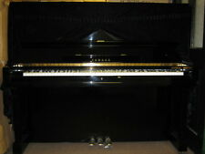 LITTLE & LAMPERT PIANOS, BLACK VELVET PIANO DUST COVER