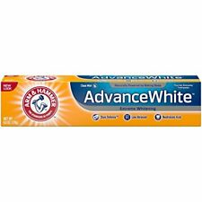 ARM & HAMMER ADVANCE WHITE TOOTHPASTE CLEAN MINT 170GR