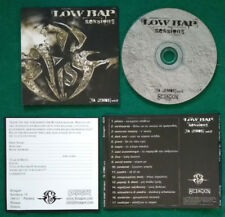 CD Low Bap Sessions [Τα Demos]Vol.2 HIP HOP RAP GREECE 2004 no lp(CH2)
