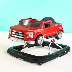 Baby Walker Ford F150 Pickup Truck w/Sounds and Lights, Adjustable Height