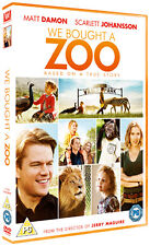 DVD:WE BOUGHT A ZOO - NEW Region 2 UK 81