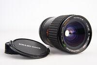 Tou/Five Star MC Auto Zoom Macro 28-75mm f/3.5~4.5 Lens w Caps for Canon FD V11