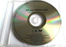 "U2 & GREEN DAY - PROMO SINGLE CD ""THE SAINTS ARE COMING (RADIO EDIT)"" - LIKE NEW"