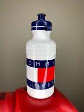New listing Vintage 90s Tommy Hilfiger Water Bottle Sports Big Flag Logo Rare Limited