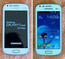 Original Samsung Galaxy S Duos GT-S7562 Dual Sim Smartphone 5MP WIFI GPS