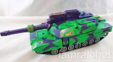 Transformers Original G2 Megatron Figure Tank