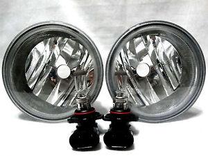 Driving Fog Light Lamps w/2 Bulbs One Pair For 2006-2010 F150 Light Duty Mark LT