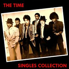 The Time - Singles Collection CD  2017 Best Of  - Prince Greatest Hts