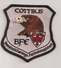 BFE Cottbus  --  Stoffabzeichen