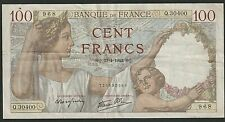 100 Francs (Sully) 23-4-1942 - TTB