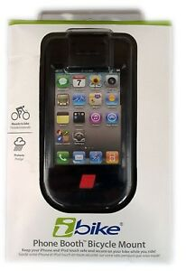 Ibike Bike Mount for Iphone and Ipod Touch - Black