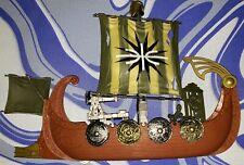 True Legends Heroes Of Olympus War Ship HTF