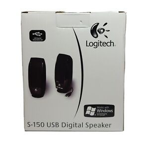Logitech S-150 USB Speakers with Digital Sound