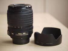 USED NIKON NIKKOR 18-105mm f/3.5-5.6 DX ED G VR SWM IF AF-S Lens