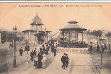 MARSEILLE expo coloniale 1906 10 pavillon des anciennes colonies photo bandouin
