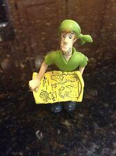 Hannah Barbera Scoobydoo Scooby Doo Shaggy Pirate PVC Figure / Cake Topper