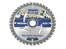 Irwin 1897363 Weldtec Lame de scie circulaire 160 x 20 mm x 40 T ATB