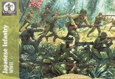 Waterloo 1815 1/72 WWII Japanese Infantry # AP022