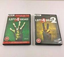 Left 4 Dead Game of The Year Edition & Left 4 Dead 2 PC DVD ROM