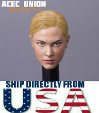 1/6 Kristanna Loken Head Sculpt Terminator 3 T-X For Hot Toy Phicen Female USA