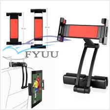 360° Rotation Car Autos Universal Headrest Tablet Bracket For iPad Air 5-12inch