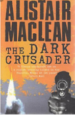 The Dark Crusader - Alistair MacLean Audio Book MP 3 CD Unabridged 9 Hrs