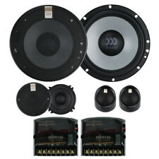 "Morel Maximo Ultra 603 Mkii 6-1/2"" 3-Way Component Speaker System Comp 6.5"" New"
