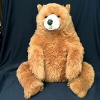 Advanti Plush Bear Wallace Berrie USA Jockline Italy Large 1982 Original Tags