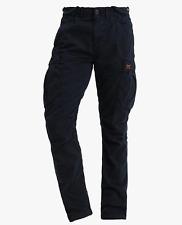 Superdry Mens Cargo Pants Combat Pant Core  Cargo Pant Trouser Navy 34W X 32L