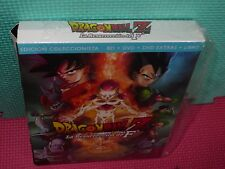 DARGON BALL Z - LA RESURRECCION DE F - BLU-RAY + DVDS + LIBRO