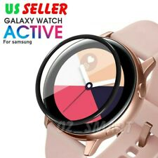 HYDROGEL or Soft Fiber Crystal Screen Protector SAMSUNG GALAXY WATCH ACTIVE