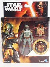 Star Wars Hasbro B3890 - ESB - Boba Fett mit Ausrüstung OVP NEU