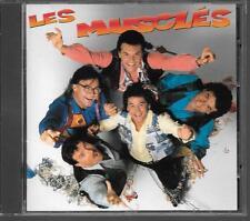 CD ALBUM 10 TITRES--LES MUSCLES--LES MUSCLES--1993