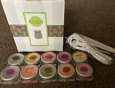 Scentsy Love Heals Warmer With Samples